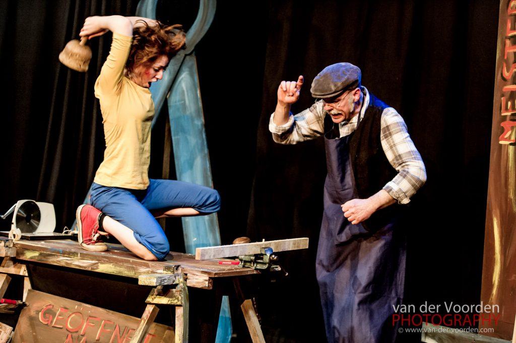 Meister Eder und sein Pumuckl @ Tikk Theater Heidelberg