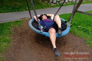 Entspannungsschaukel