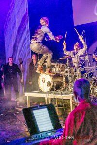 "2016 Musical Meets Rock ""Boygroup Edition"" mit Stargast Alexander Klaws @ Palatin Wiesloch"