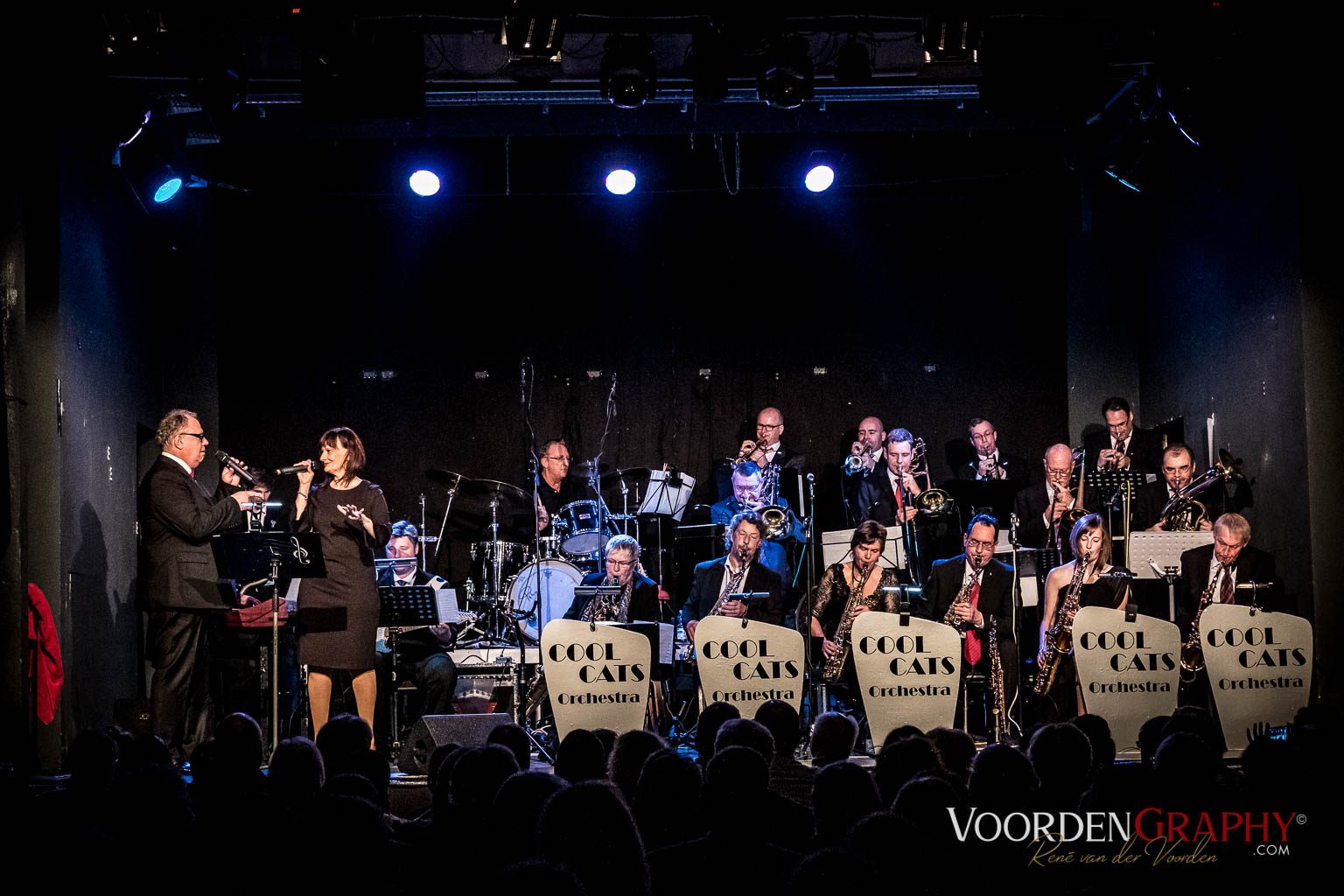 2017 Cool Cats Orchestra @ Rhein-Neckar-Theater