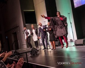 2017 Gospel in the City @ redblue Heilbronn. Foto: van-der-voorden.com