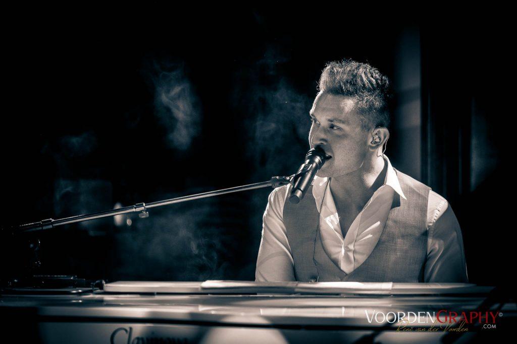 """2018 Zimmermann präsentiert """"Best of Billy Joel & Elton John"""" @ Alte Wollfabrik Schwetzingen"""