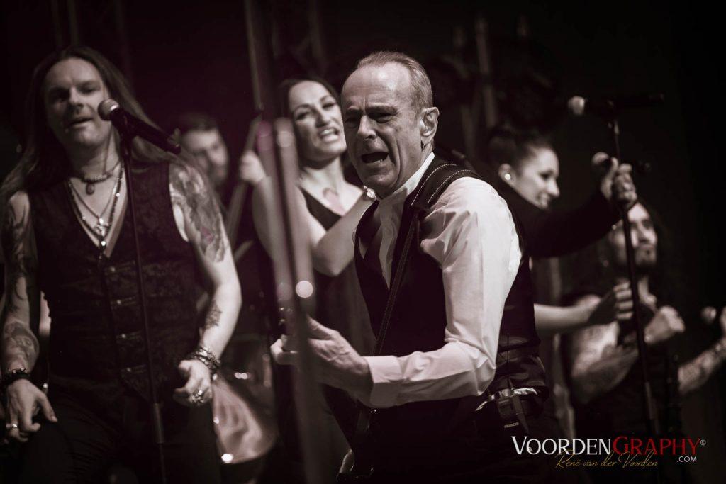 2018 Rock Meets Classic @ Rosengarten Mannheim. Foto © van-der-voorden.com