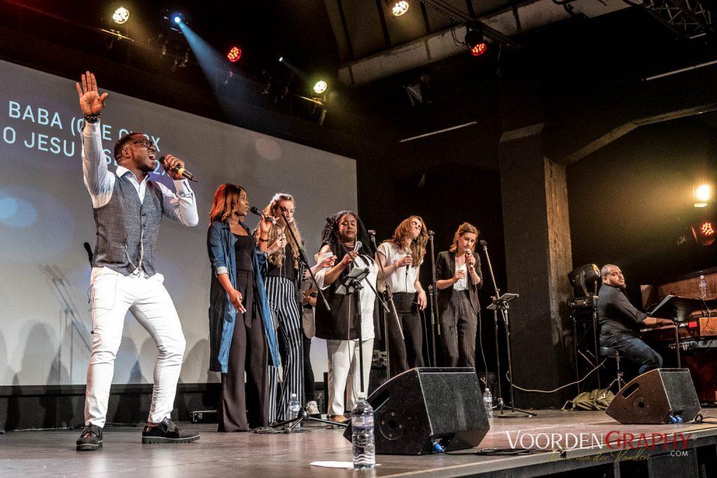 2018 Gospel in the City @ Eventhall Karlsruhe // Foto: www.voordengraphy.com