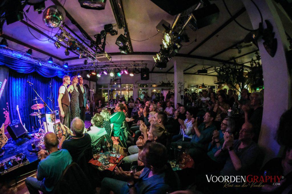 2018 Die Nachtigallen (25 Jahre) @ Café Art Walldorf // © VoordenGraphy.com