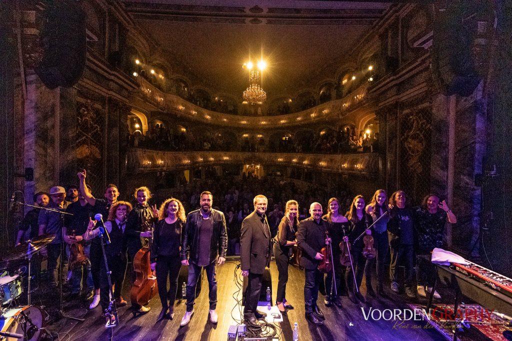 2019 Ullmann Unplugged mit Streichern & Gästen @ Rokoko-Theater Schwetzingen
