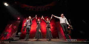"""2020 Café del Mundo """"The Art of Flamenco"""" @ Capitol Mannheim - Foto: René van der Voorden // www.VoordenGraphy.com"""